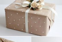 Gifts & Wrappings / Because they're soooo cool!