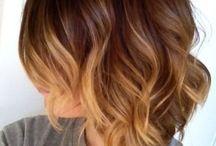 Hair. / by Tiffany Millar