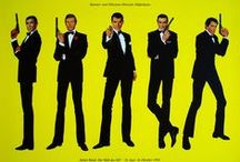 Robert McGinnis movie posters / The best illustration artist. This is the most complete attempt to collect ALL the movie poster he ever drew including variants including James Bond and his rare sexploitation posters