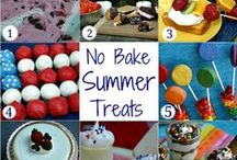 Desserts, Cookies & No Bakes / no bake and some heat up  CHECK OUT MY OTHER BOARDS FOR PARTY IDEAS / by Annette Goodkin Elrod