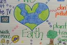 Spring / Spring Fever! Bunnies, Rainbows, Earth Day, Plants, and Poetry Month.