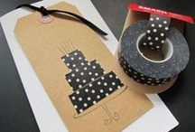 Washi Tape Craft Ideas