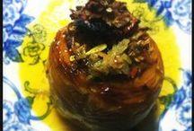 Greek Food / A collection of Greek Food recipes, written in Greek
