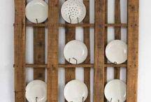 DIY - Wood Pallet Recycle / Come riciclare i bancali in legno in maniera creativa, per decorare casa, giardino e terrazzo.