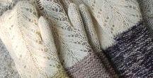 Knitting - gloves, mittens