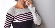 Knitting - sweater
