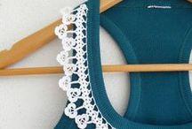 Crochet borders