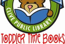 Toddler Time 1,000 Books before Kindergarten / The Clive Public Library is excited to introduce our newest early literacy program- 1,000 books before Kindergarten. 1,000 Books before Kindergarten is an on-going reading program designed to encourage parents and caregivers to read 1,000 books with their children before they enter school. The program is based on research findings showing that the more children ages 0-5 hear books read to them the more prepared they will be to learn to read in kindergarten / by Clive Public Library