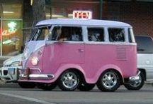 VW Bus / by Get2It