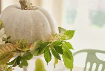 Autumn Home & Table Decor