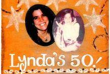 Lyn's Day / Lynda's 50th birthday