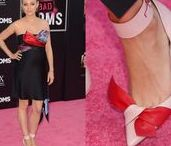 Red Carpet Shoes / Our very favorite red carpet shoes from the stars