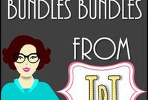 ❃TpT Bundles / This is a collaborative board that contains Money Saving Product Bundles from TpT Stores. If you would like to contribute to this board please message me through Pinterest,  Please note that older pins with no repins will be deleted. Any help with deleting your old pins is appreciated.