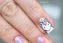 Nail art,polishes and ideas / Lovely,beautiful colours that make me smile