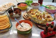 Comida Mexicana / Mexicanas e Tex Mex