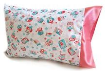 Kids Pillowcases / Your behind-the-scenes look-book of who cuddles with Rolani's Wonderland's kids pillowcases.