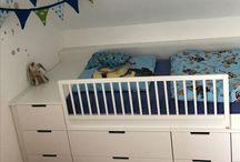 DIY Bett aus Ikea Nordli