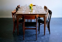 Dining Room / by Lindsey Fowler