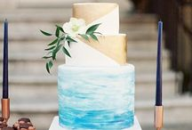 Cakespiration / Beautiful cakes to inspire me to create my own beautiful cakes / by Ginny Schmid