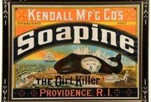 Soapine Trade Cards