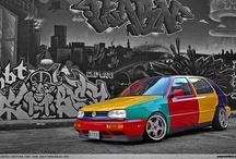 VWs / Just VAG Love / by Gustavo Rivera