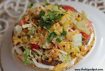 Recipes: Mexican