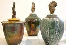 Art Studio Pottery Inspiration / by Charlee Kimball