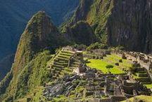 Favorite Places & Spaces / Machupichu, Peru.