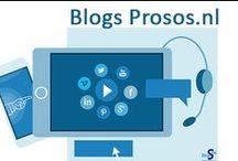 Blogindex / Tip: druk op de afbeelding en kom terecht bij het desbetreffende blog. Prosos is uw full service Internetmarketingbureau. U kunt bij ons terecht voor het (her)inrichten en beheren van een website of webshop, maar ook voor het opstellen en uitvoeren van een resultaatgerichte online marketing strategie. / by Anita Holthuis (AnitaHvL)