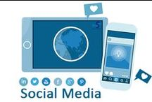 Social Media / Tips en Tricks vormgegeven in Infographics