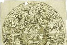 Maps / Cartography / by Bjørn Erik Johnrud