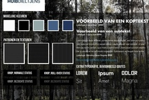 Style Tile DANO / Stijlkaart skillsmodule web