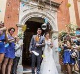 Real Weddings / Tous les plus beaux mariage immortalisés par nos photographes. Retrouvez plus d'inspiration dans la rubrique Real Weddings de notre magazine sur www.zankyou.fr