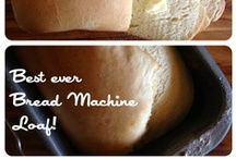 Bread Machine / by Misty Haver