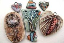 Art Studio Jewelry Inspiration / by Charlee Kimball