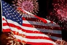 God Bless the USA!  / America: Back to back World War Champs! / by Julie Stoltenberg
