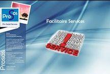 Services / Facilitaire services, de menskant & menselijke interactie / by Anita Holthuis (AnitaHvL)