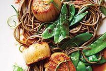 Asian Food / by Wendy Shugarman