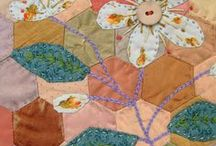 Quilts: Hexagons / by Charlee Kimball