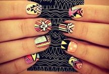 Nailed it* / The best nail designs and tips / by Julie Stoltenberg
