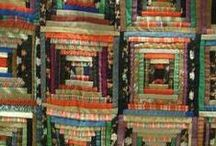Quilts: Log Cabin / by Charlee Kimball