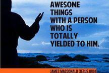 Yes and Amen!! / by Rachel Ricke