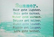 Give me summer!!!! / by Julie Stoltenberg