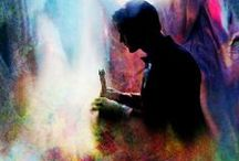 Doctor Who / All things wibbly, wobbly, timey, wimey.  / by Christina Alaniz