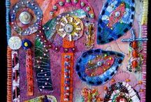 Quilts: Art / by Charlee Kimball