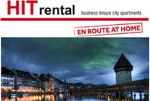 HITrental - Lucerne Apartments / Look at our apartments in Lucerne. Here you live in the highest skyscraper of Lucerne or in the heart of the city!
