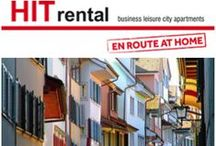 HITrental - Zug and Cham Apartments / Look at our furnished apartments in Zug and Cham. They are very comfortable