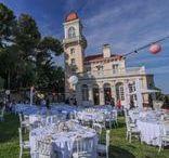 Lieux de réception en PACA / Sélection des plus beaux lieux de réception de la région PACA pour un mariage inoubliable. Retrouvez plus d'inspiration mariage sur www.zankyou.fr