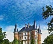 Lieux de réception en Bretagne / Sélection des plus beaux lieux de réception de la région Bretagne pour un mariage inoubliable. Retrouvez plus d'inspiration mariage sur www.zankyou.fr