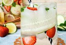Cocktails / Retrouvez les tendances Cocktails les plus gourmands et rafraîchissants ! Retrouvez plus d'inspiration mariage sur www.zankyou.fr